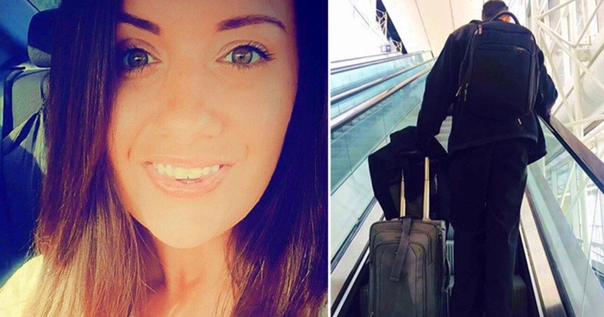 a 23.jpg?resize=412,232 - Une jeune femme reporte son vol après avoir vu un homme en détresse à l'aéroport