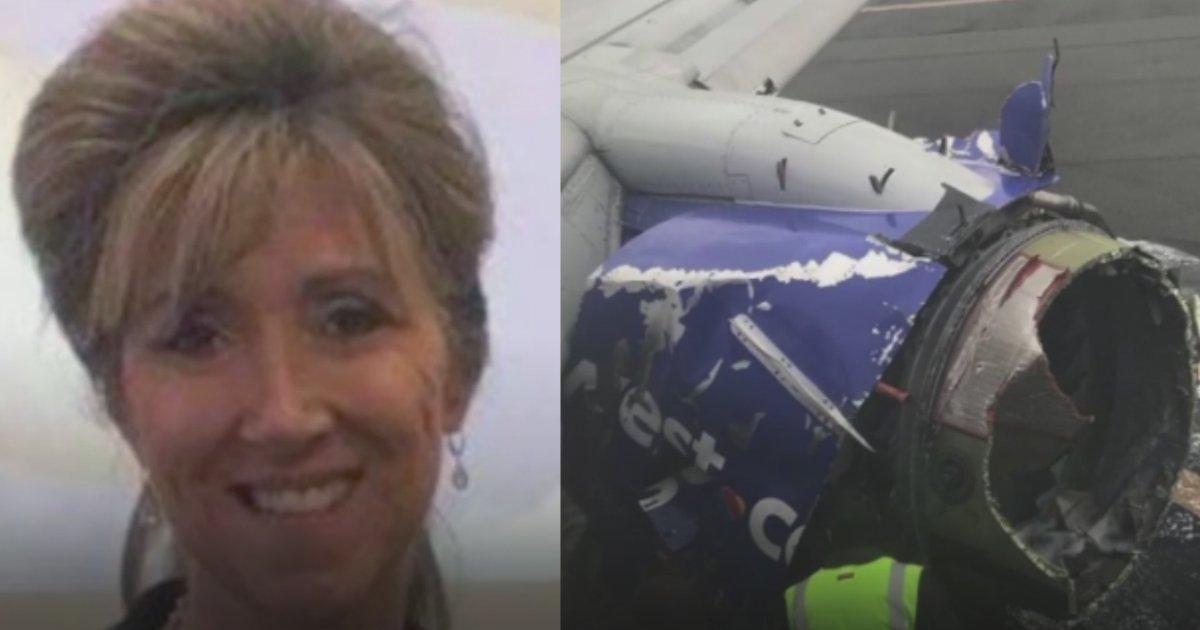 airline hero.jpg?resize=1200,630 - Avion Southwest : l'identité de la pilote qui a fait atterrir l'avion endommagé révélée.