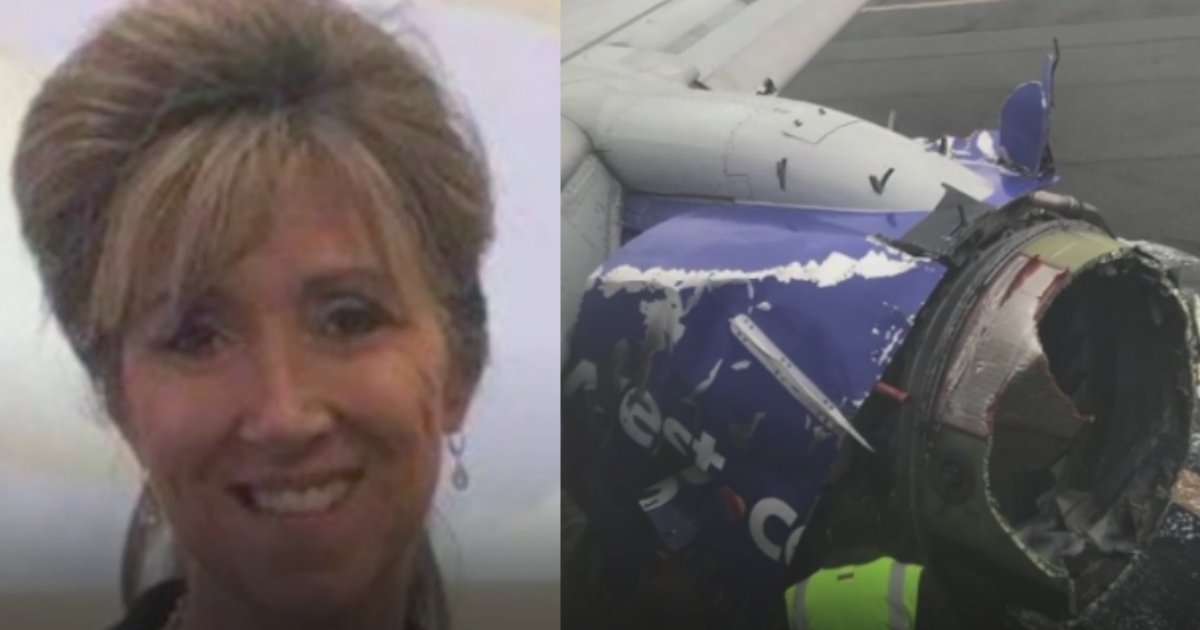 airline hero - Pilot Who Landed Damaged Southwest Airlines Plane Is Revealed