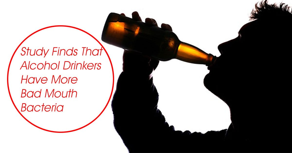 alcohol drinkers.jpg?resize=300,169 - Study Finds That Alcohol Drinkers Have More Bad Mouth Bacteria