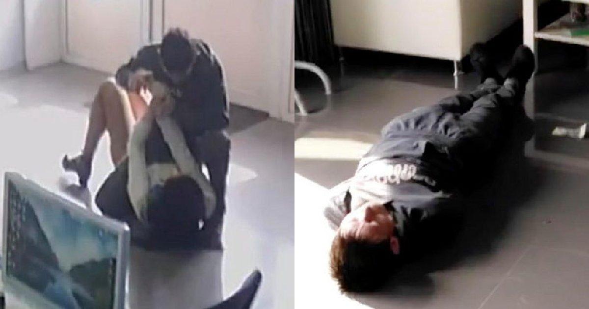 asf.png?resize=300,169 - 대낮에 침입한 성폭행범을 제압한 용감한 시민영웅(영상)
