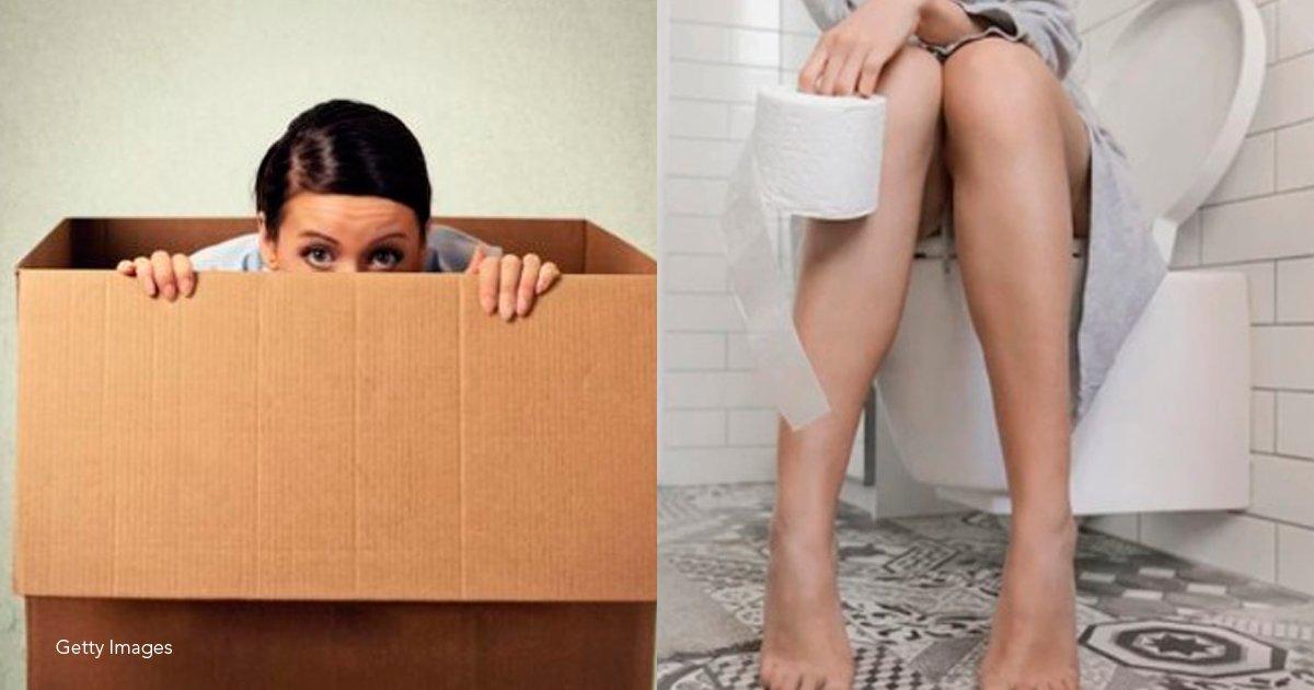 bano - Si no puedes ir a un baño que no sea el de tu casa, pude que tengas un tipo fobia