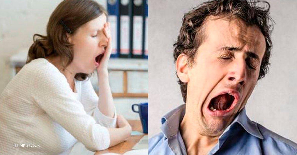 bostezo - Estas son las consecuencias que sufre tu cuerpo si no duermes bien