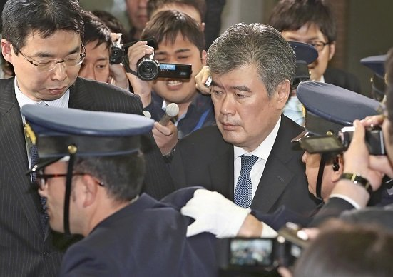 Image result for 福田淳一事務次官