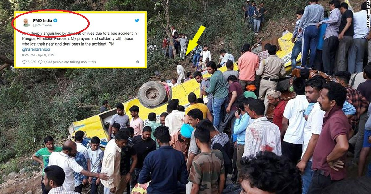 bus - More than 20 Students Dead As School Bus Plunges Off a Cliff