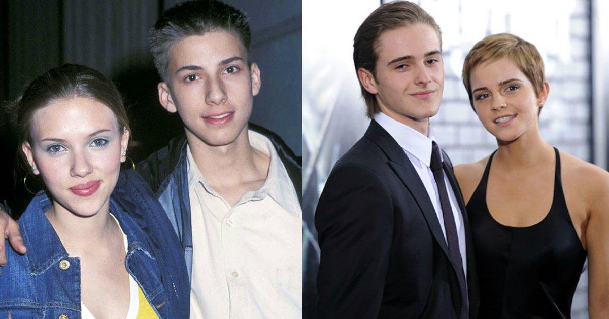 celebrity sibling - 10+ célébrités qui ressemblent étrangement à leur frère et sœur.