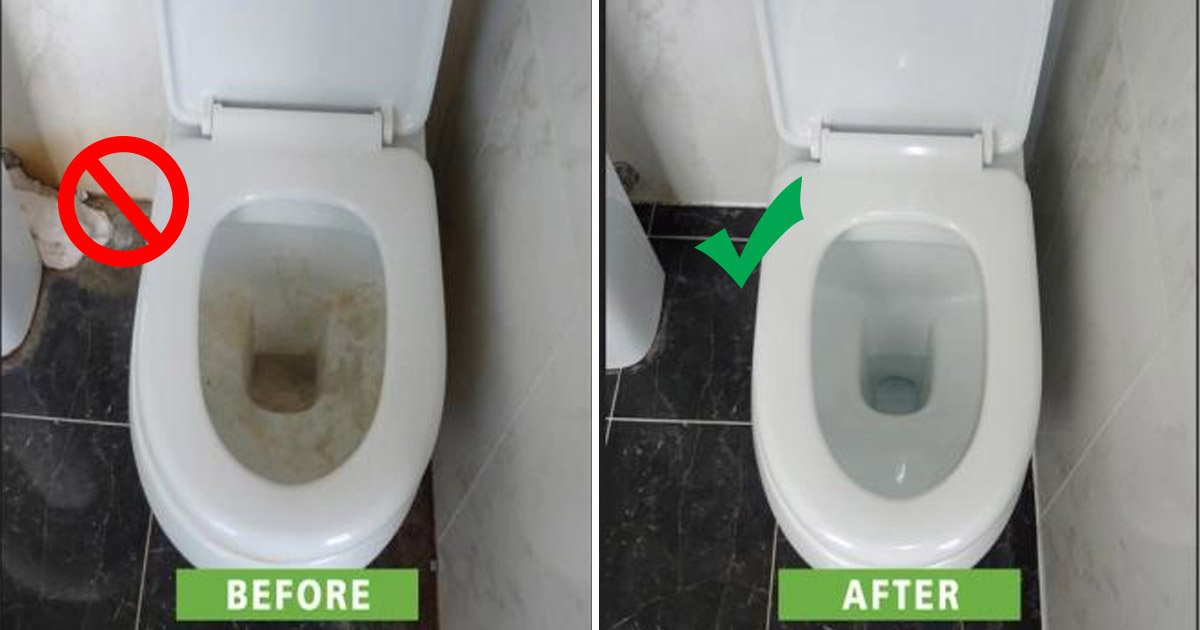 cleaning.jpg?resize=412,232 - 5 DIY Cleaning Hacks That Will Make Your Bathroom Look Spotless
