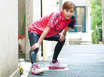「にしおかすみこ マラソン」の画像検索結果