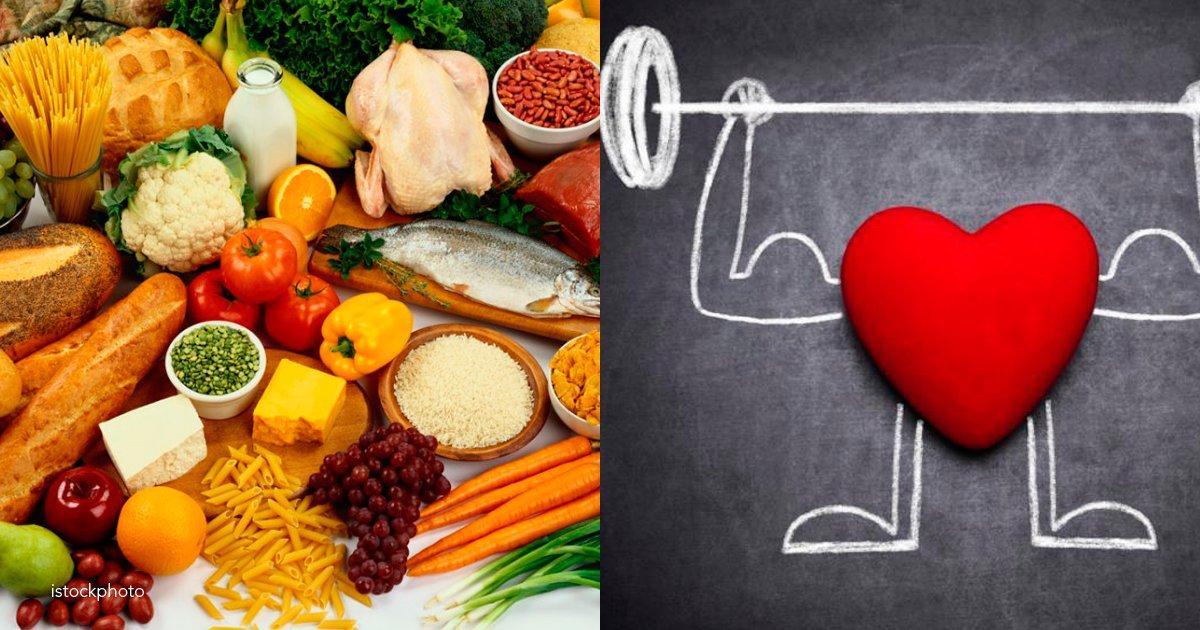 corazon - 7 Alimentos que evitan que se formen coágulos en las arterias y mantienen sano al corazón