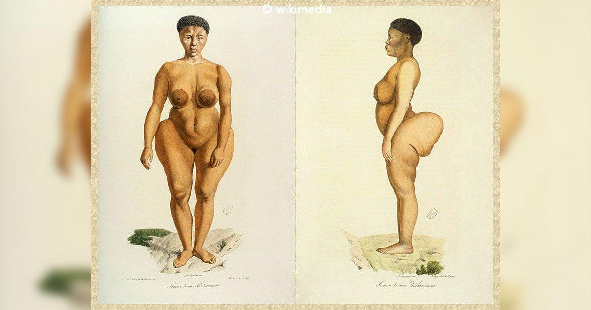 cover 4.jpg?resize=300,169 - Venus de Hontentote, la atracción de circo por su gigantesco trasero
