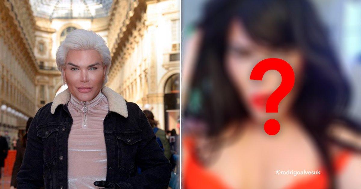 cover22al - El famoso Ken humano... ¿Se convirtió en Barbie?