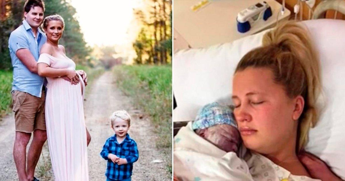 cover22bbmu 1.jpg?resize=1200,630 - Uma mãe de coração partido deu à luz um bebê já morto, agora ela quer salvar a vida de outros bebês compartilhando a sua história