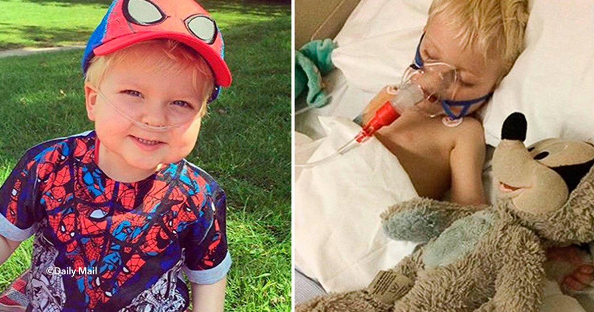 cover22bebcoma - Tenía 2 años, se encontraba en coma y despertó cuando sus padres iban a desconectarlo