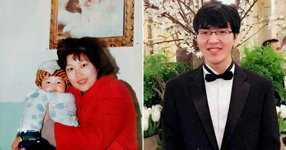 """cover22chin.jpg?resize=648,365 - A su hijo lo llamaban """"retrasado"""" pero ella lo educó para triunfar en Harvard"""