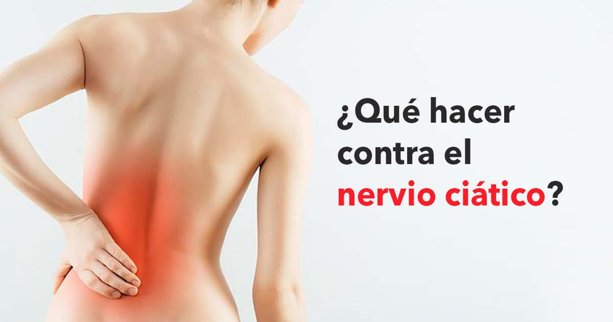 cover22cia - ¿Qué hacer contra el nervio ciático? Descubre sus causas, síntomas  y los ejercicios que evitan molestias