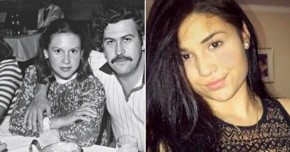 """cover22escobar - Han logrado captar a Manuela la hija del """"zar de la droga"""" el narcotraficante Pablo Escobar"""