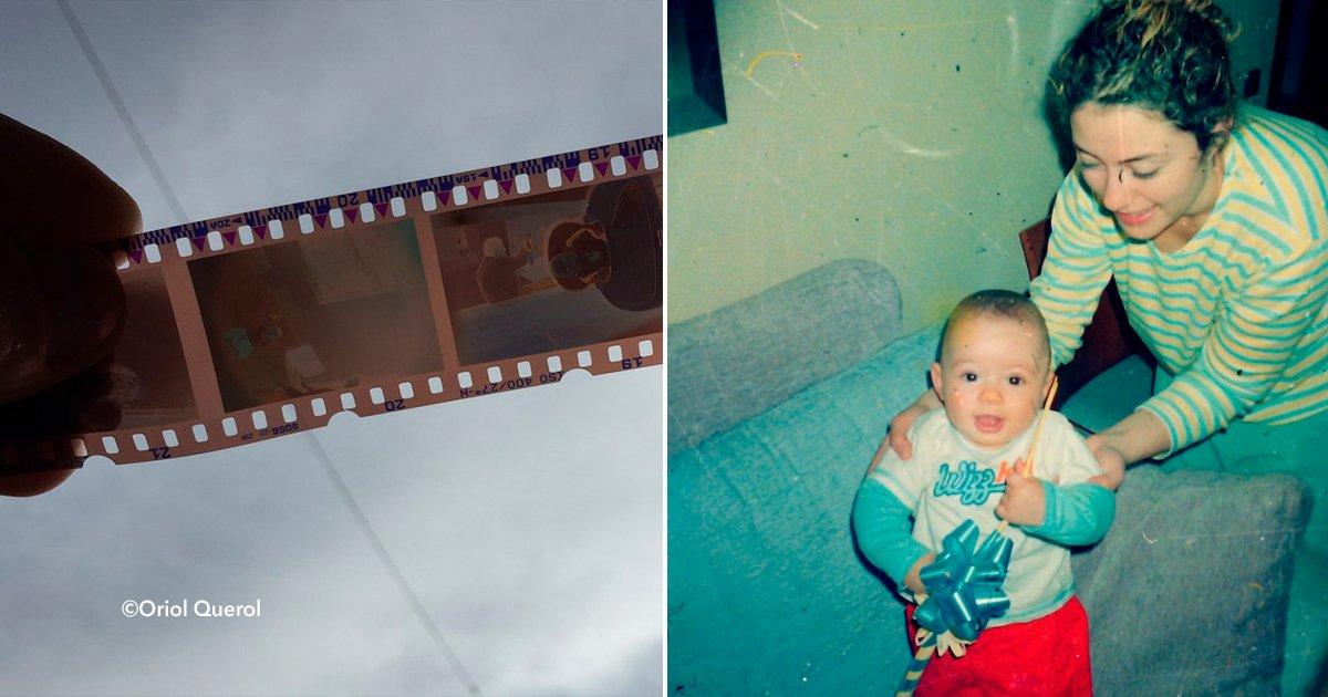 cover22fot 2 - Encontró un negativo de fotos y generó que miles de tuiteros investiguen a quién le pertenecía