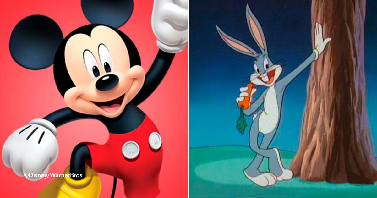 cover22guantes - Te sorprenderá saber por qué los personajes de las caricaturas usan guantes