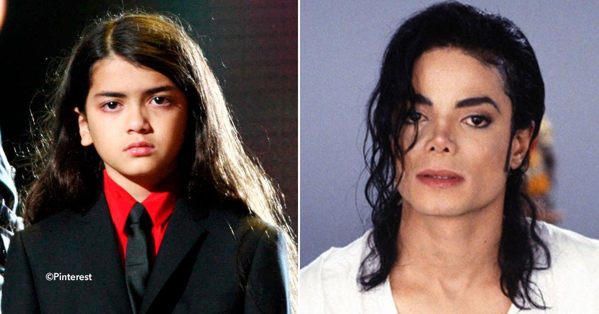 """cover22mj - Prince Michael Jackson II el hijo menor del """"Rey del pop"""" tiene muchas cosas parecidas a su padre"""