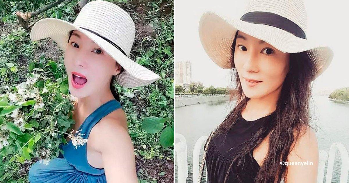 cover22mod - Hermosa mujer china parece de 20 años pero tiene 50. ¿Cómo es posible?