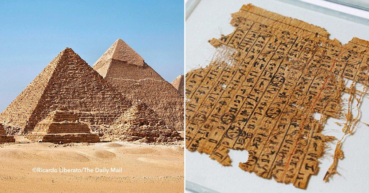 cover22pir - Nuevas investigaciones revelan la manera en que se construyó la Gran Pirámide de Giza