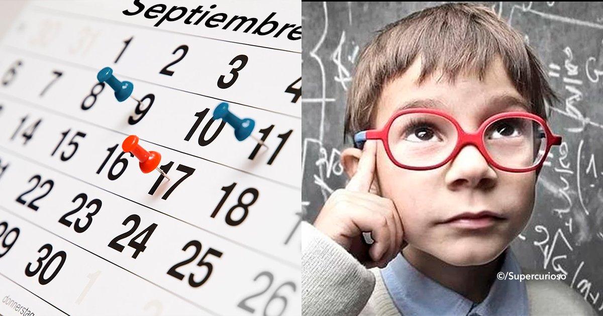 cover22seot.jpg?resize=648,365 - Según un estudio los niños nacidos en Septiembre son los más inteligentes y talentosos
