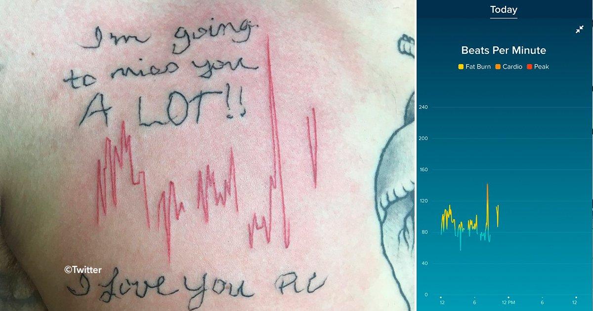 cover22tatoo - Su mamá falleció, el se tatuó su último mensaje y generó la emoción de millones de personas