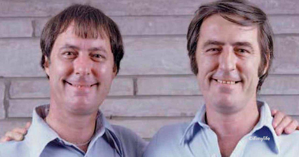 cover22tw - Estos gemelos fueron adoptados y separados al nacer, 39 años después descubren que tienen vidas similares