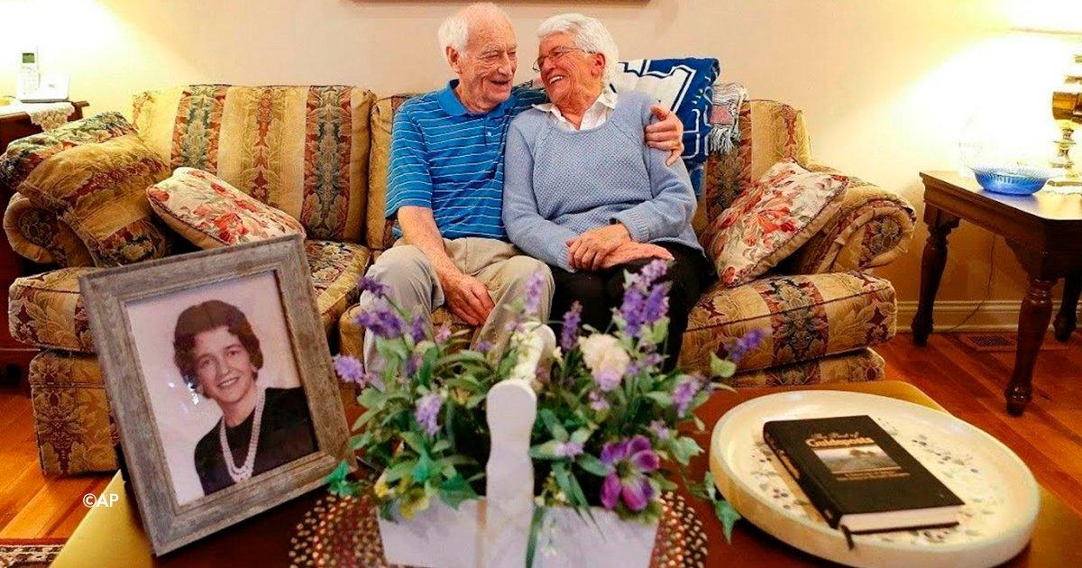 cover22vieja.jpg?resize=1200,630 - Esta pareja de ancianos vuelve a unirse tras 50 años de divorcio y decidieron casarse por segunda vez
