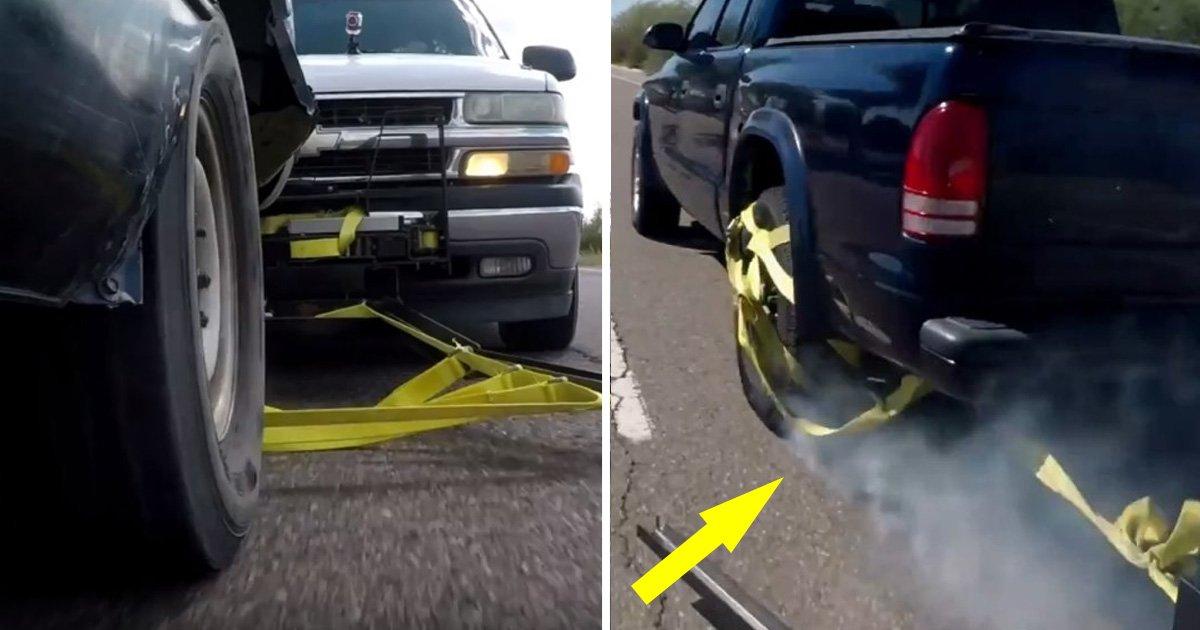 criminals.jpg?resize=412,232 - Le Grappler ressemble à un porte-vélo mais ce gadget étrange peut arrêter la voiture d'un criminel sans causer aucun dommage