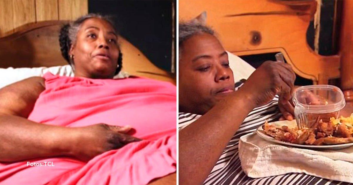 cvrs.png?resize=1200,630 - Mulher de 320kg chegou a ter VERMES na pele - sua mudança só pode ser feita cirurgicamente!