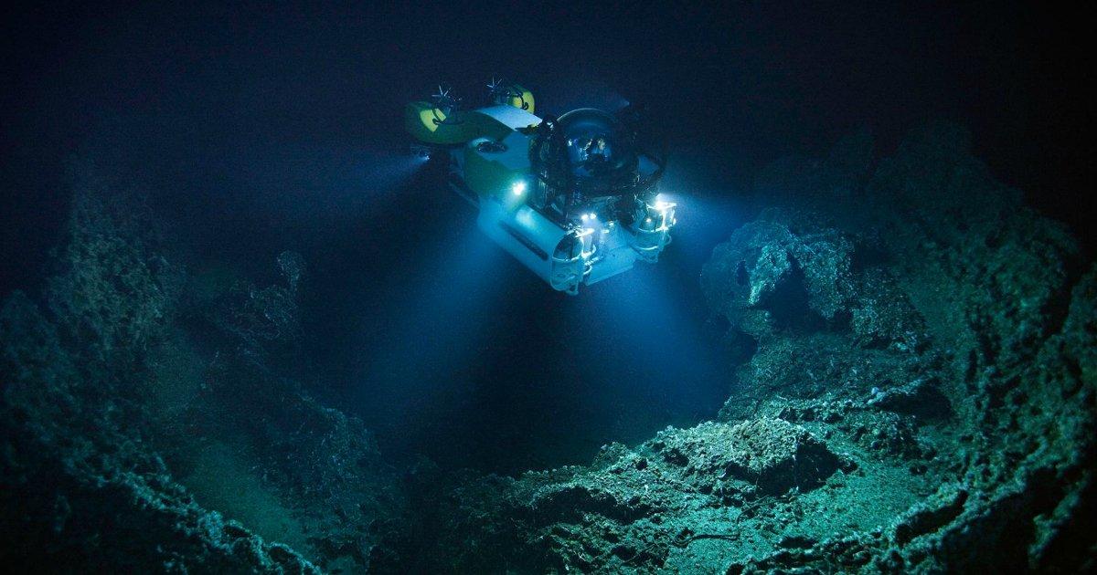 deep ocean.jpg?resize=412,232 - Ces illustrations époustouflantes montrent à quel point l'océan est profond et effrayant