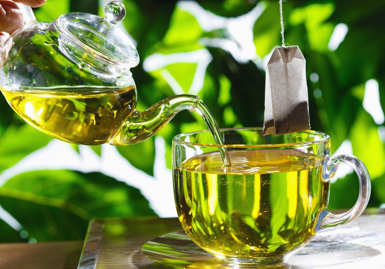 dieta cha verde.jpg?resize=1200,630 - Cure sua acne com chá verde e mel!