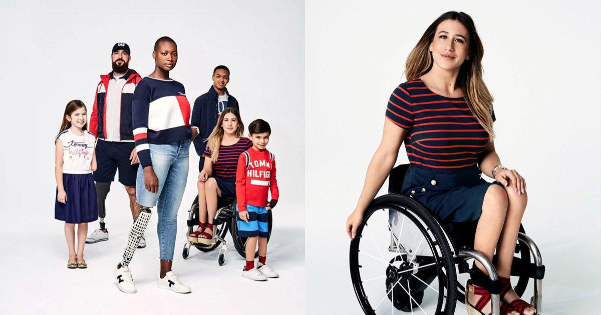 disable - Tommy Hilfiger lance une nouvelle ligne de vêtements pour les personnes handicapées