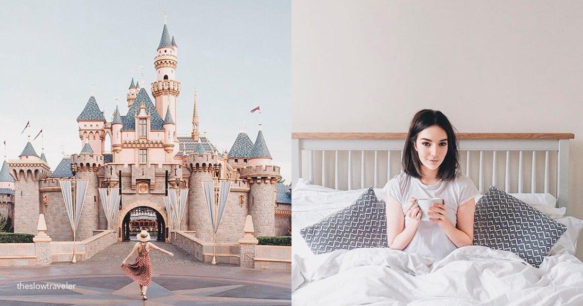 disney.png?resize=648,365 - Engañó a todos fingiendo que había viajado a Disney y demostró que no todo lo que ves en Internet es real
