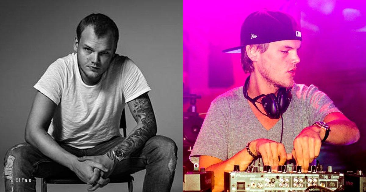 dj - El famoso DJ Avicii murió el viernes a la edad de 28 años