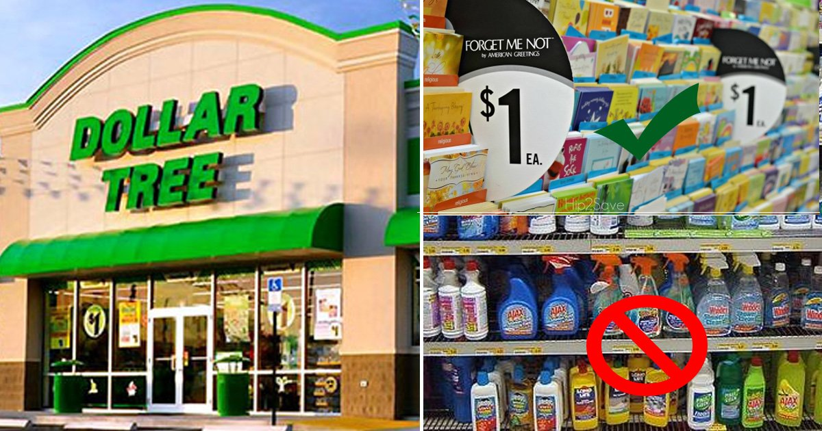 dollartree - The Best And Worst Buys At The DollarTree