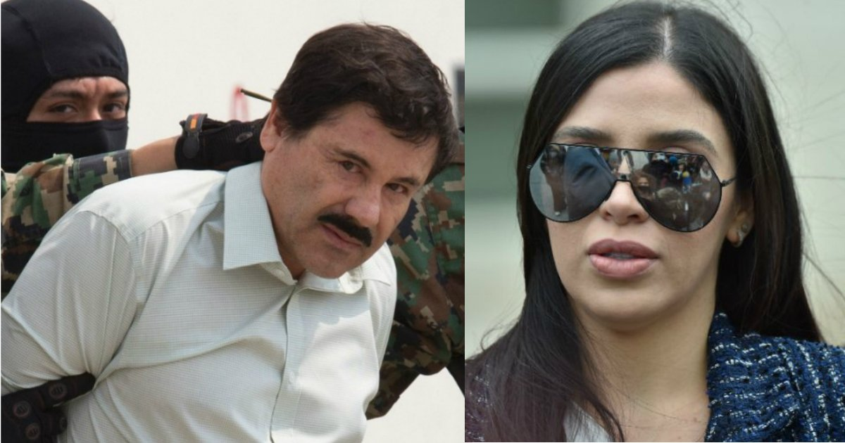 drug lord - Wife Says Joaquin El Chapo Is In Bad Shape Psychologically Due To Solitary Confinement