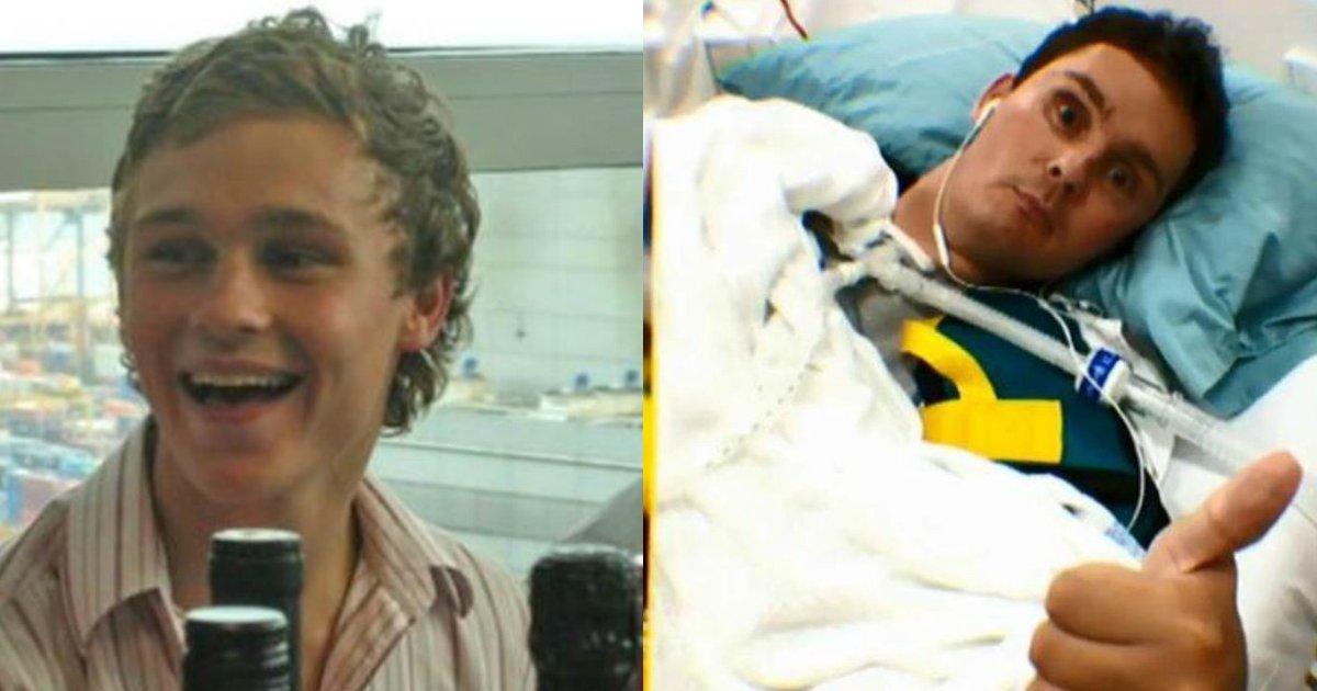 drunk mistake.jpg?resize=636,358 - Drunk Teenager Swallows Slug, Leaving Him Disabled For Years