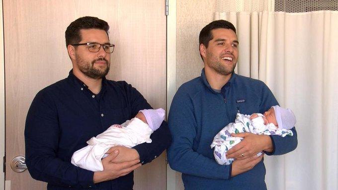 dzjpda6vqaeptfq.jpg?resize=412,232 - Gêmeos ganham bebês no mesmo dia!