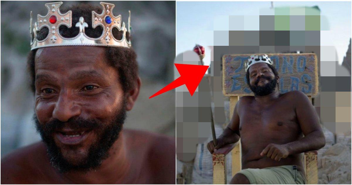 """e38595e3859be38597e38593.png?resize=1200,630 - """"저는 22년동안 성 안에서 생활한 '왕'입니다. 모래성이요"""""""