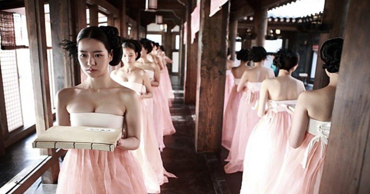eab681eb8580 - 조선시대 궁녀들이 '처녀'인지 아닌지 확인했던 특이한 방법(영상)