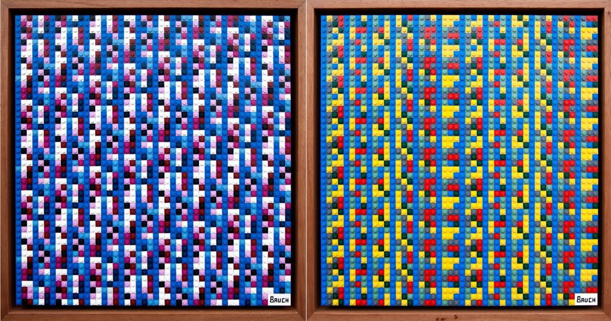 ebb894eba19decb2b4ec9db8.jpg?resize=648,365 - 자신의 레고 작품에 '암호화폐' 얻을 수 있는 '채굴 코드' 심어놓은 예술가