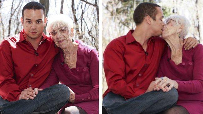 ec9db4eba684 ec9786ec9d8c 4 1.jpg?resize=1200,630 - 「年上がタイプ」91歳の彼女と付き合う31歳の男性(映像)