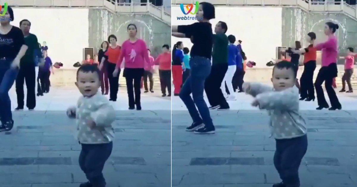 ec9db4eba684 ec9786ec9d8c 8.jpg?resize=300,169 - 할머니를 따라 흥겨운 춤사위...예사롭지 않은 동작 선보이는 아기 (영상)