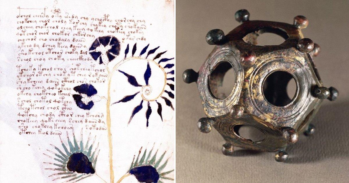 eca09cebaaa9 ec9786ec9d8c 19 - 5 artefatos misteriosos antigos que ainda não foram entendidos pela humanidade