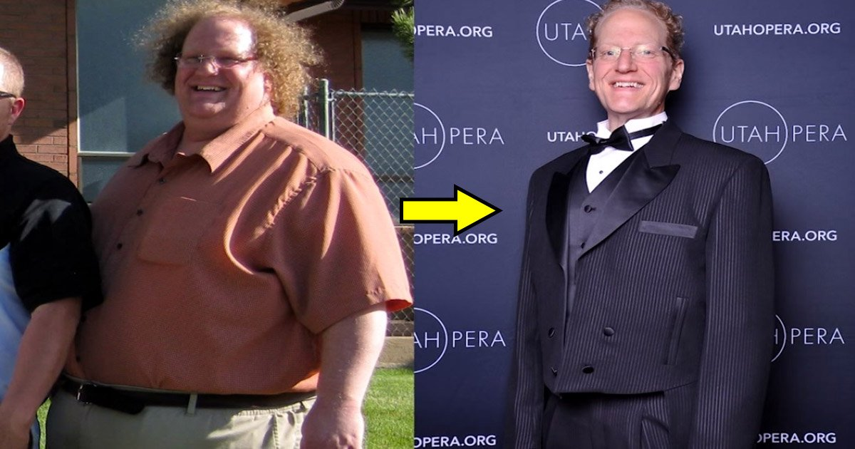 fat.jpg?resize=412,232 - Overweight Man Underwent Weight Loss Journey After Turning 40