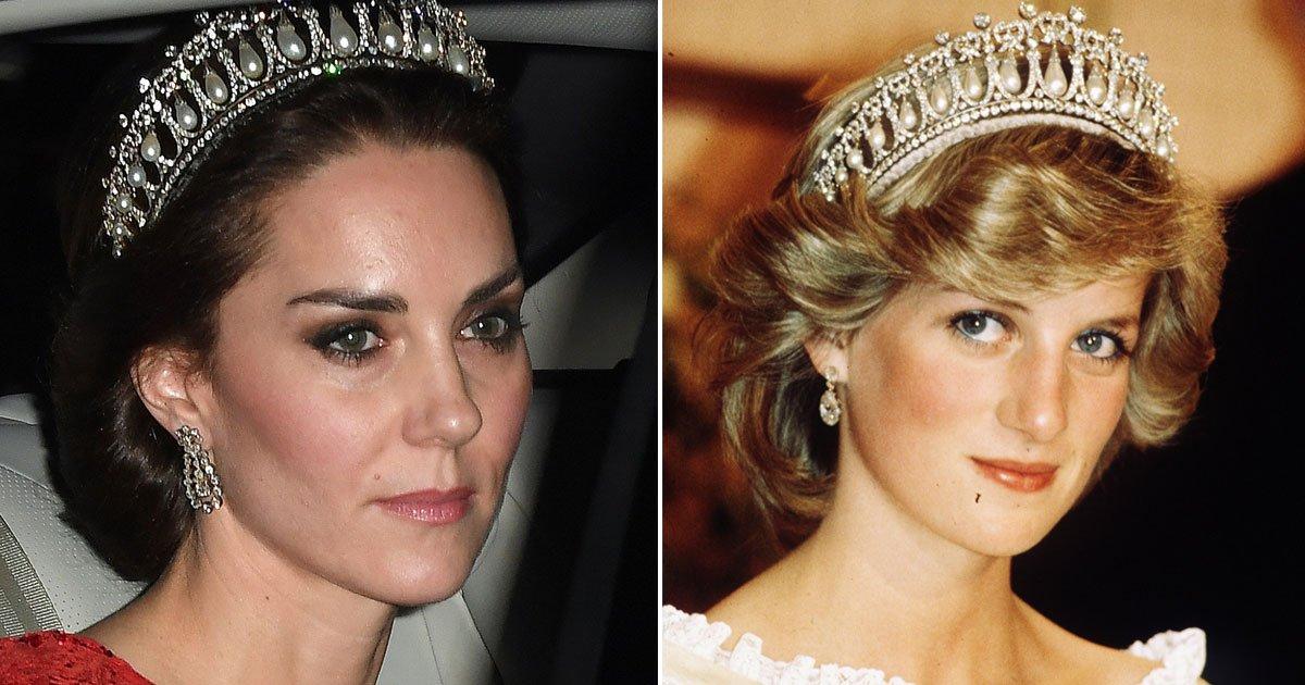 fi 1.jpg?resize=412,232 - Kate Middleton a rendu hommage à la princesse Diana et la plupart d'entre nous n'ont même pas remarqué