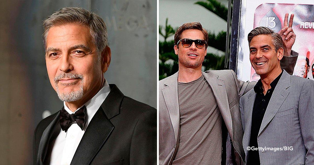 geop - La amistad para George Clooney vale oro, regaló más de un millón de dólares a 14 de sus mejores amigos