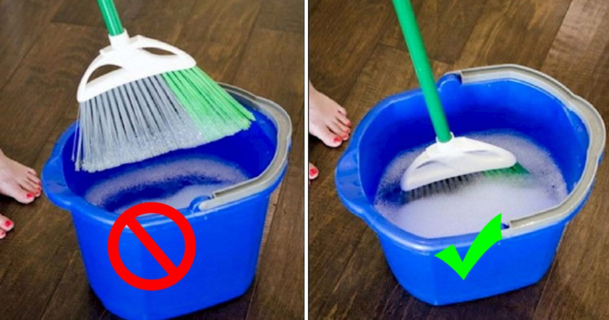 hacks - Cleaning Hacks That Will Save You A Lot Of Time And Energy